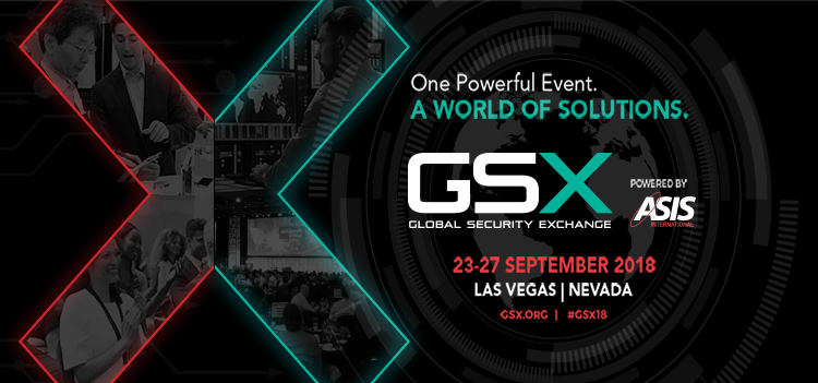 See Key Tracer and Real Time Networks at GSX-Global Security Exchange